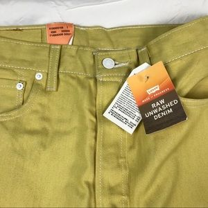 Levi's Jeans - New Levi's Shrink to Fit 501 Straight Leg Jeans